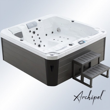 Spa GT3 ARCHIPEL® SPA THÉRAPEUTIQUE BALBOA 200X200 CM